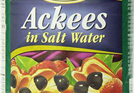 Ackees (24 in case)
